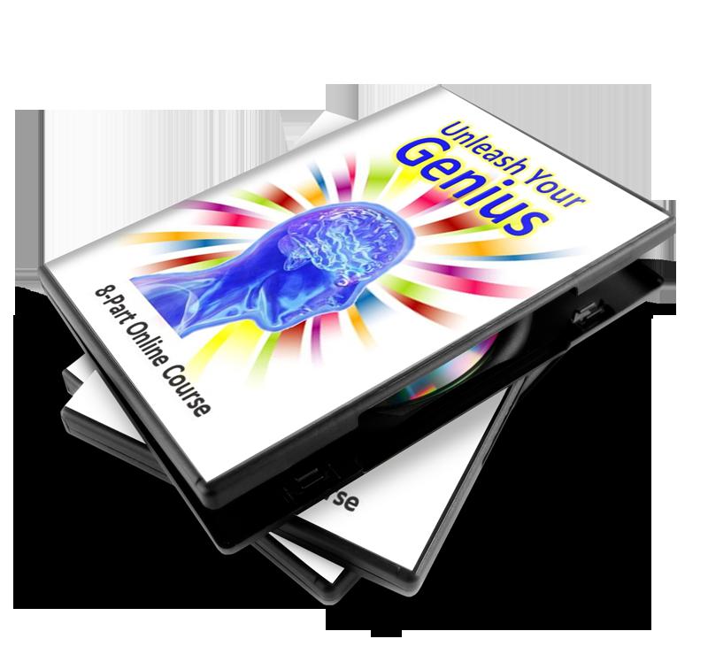 Unleash Your Genius DVD