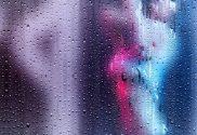steamy shot of prostitute