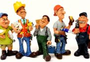 Workmen models