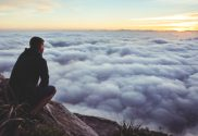 Inspiration above the clouds